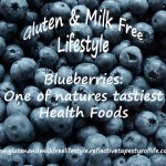 """Blueberries:  One of nature's tastiest Health Foods"" ~ Laura D. Field ~"