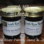 Little River Pantry out of Kingston, NH - All natural, NH grown natural ingredients, jams and jellies.