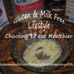 Mix the dry ingredients  Gluten & Milk Free Breaded Chicken Recipe by: Laura D. Field of Gluten & Milk Free Lifestyle glutenandmilkfreelifestyle.reflectivetapestryoflife.com