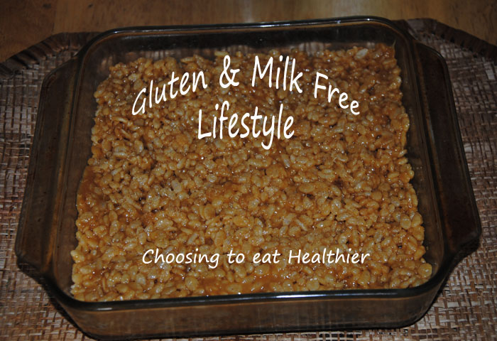Gluten & Milk Free Peanut Butter Crispy Treats ~ Gluten and  Milk Free Lifestyle ~