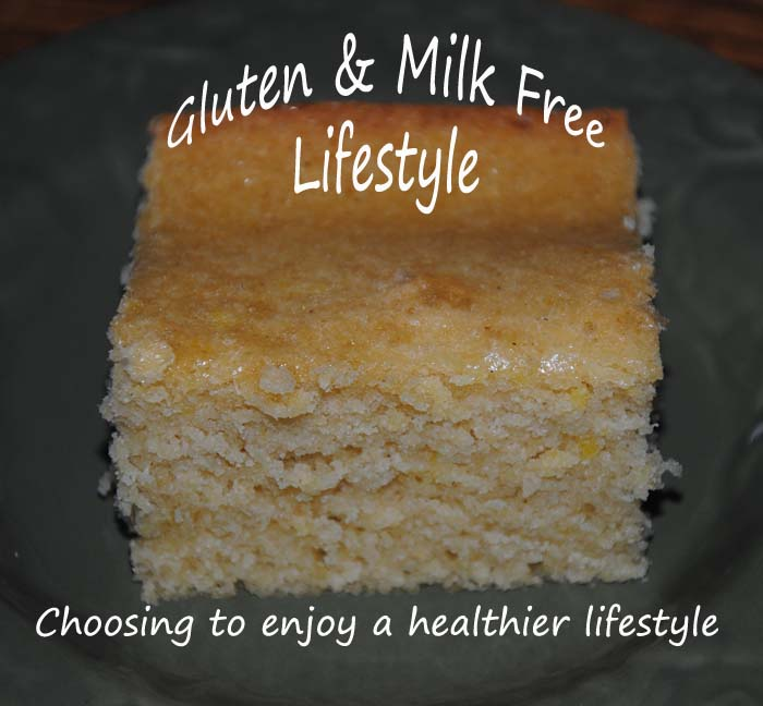 Gluten & Milk Free Delicious Moist Yellow Cake Mix 1