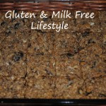 Gluten & Milk Free Healthy Granola Bars